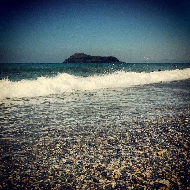 Παραλία Πλατανιά (Platanias Beach) in Πλατανιά, Χανιά