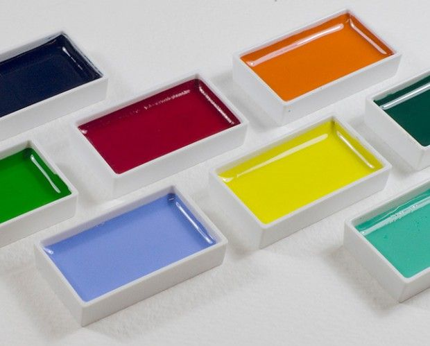 18 best images about watercolour paint on pinterest for Best paint supplies