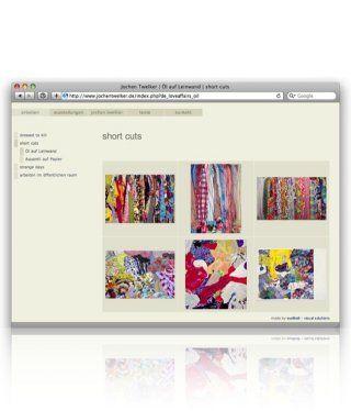 Jochen Twelker, Maler, Berlin - Webdesign für Künstler: http://jochentwelker.de