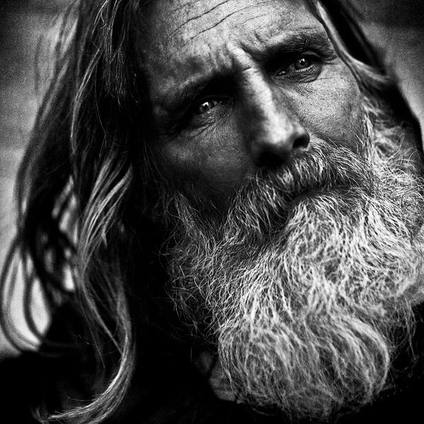 Photographer Jonathan Rosser shoots wonderfully gritty portraits that at times appear like stills from centuries-old silent films