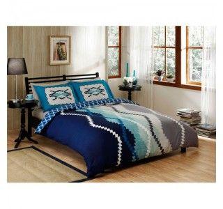 Taç Saten Delux Çift Kişilik Nevresim Takımı - Petra Mavi %100 Pamuk Nevresim : 200x220 Çarşaf : 240x260 Yastık Kılıfı : 50x70 (4 Adet) Ürünler TekstilShop güvencesiyle gönderilmektedir. www.tekstilshop.net