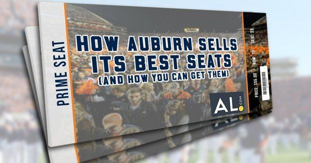 At Auburn, the process of selling tickets – especially coveted seats in the lower bowl between the 30-yard lines – is convoluted, and, as we learned during an exhaustive look inside the university's ticket-selling process, designed to offer priority donors places at the head of the line.