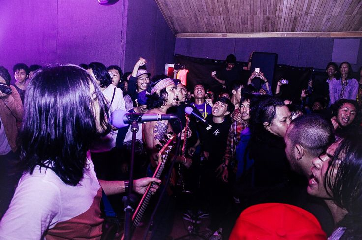 Kelompok Penerbang Roket Bandung,26 march 2016 @majahouse  #photography #stagephotography #gigs