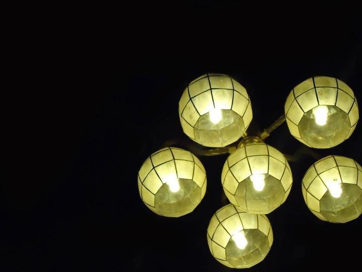 37 best Capiz Shell Lighting images on Pinterest | Shell ...