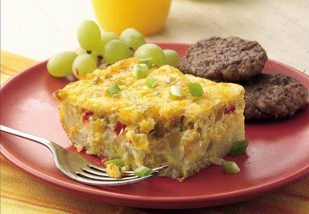 Green Chile, Egg and Potato Bake | Favorite Recipes & Sweet Surprises ...