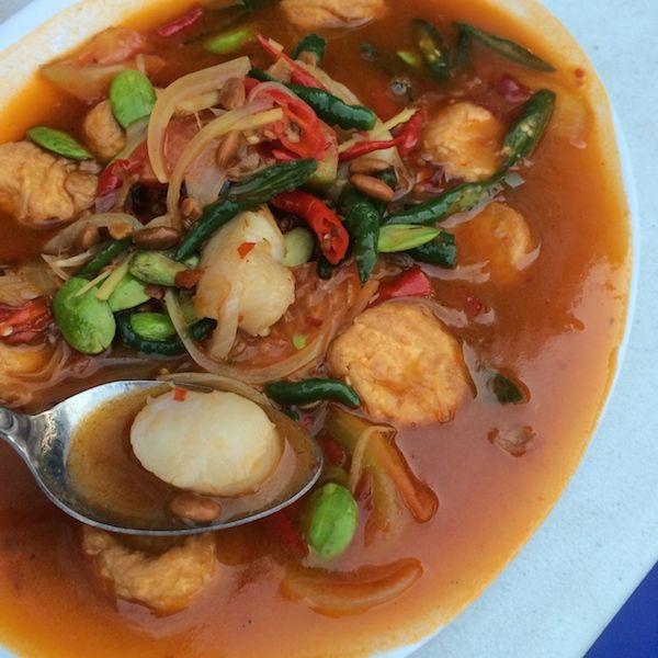 Tauco Scallop Masterchef Seafood | Kuliner Medan - Direktori Kuliner Kota Medan