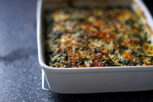 Sweet Potato Swiss Chard Gratin (I use butternut squash and spinach or kale if I don't have swiss chard)