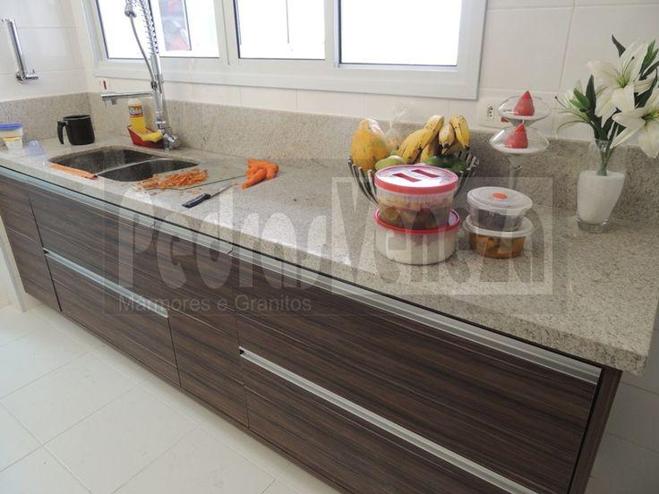 Más de 1000 ideas sobre Granito Branco Siena en Pinterest  Granito Blanco, G # Bancada De Cozinha Em Pedra Sabao