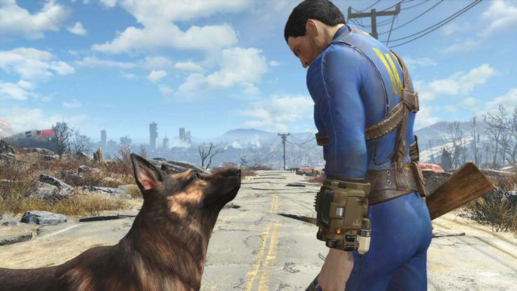 So, Fallout 4 is out on steam about a month ago. Some people may not have it yet, and neither do I. But I can tell you about it.   The new build-a-base… it was not in Fallout 3,…
