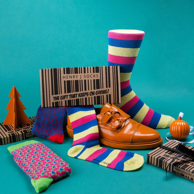Are you interested in our sock subscription? With our Christmas Gift for him you need look no further.