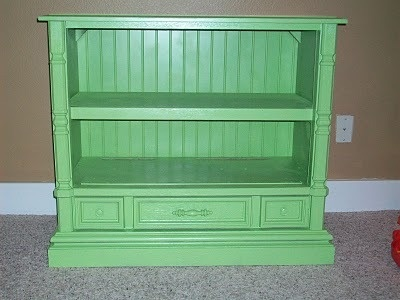 This is made from an old TV!  Just take the TV OUT and add a shelf...paint and VIOLA'!!