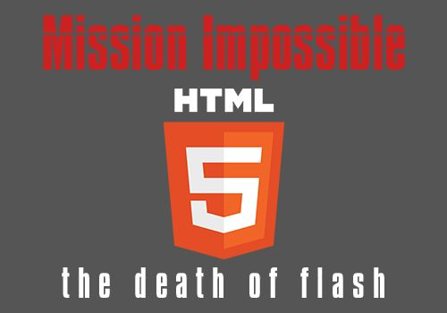 Google Chrome says - Adios to Flash and welcome HTML5! #Flash #HTML5 #GoogleChrome #AdobeFlashAds