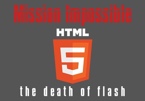 Google Chrome says - Adios to Flash and welcome HTML5! #Flash #HTML5 #GoogleChrome #AdobeFlashAds