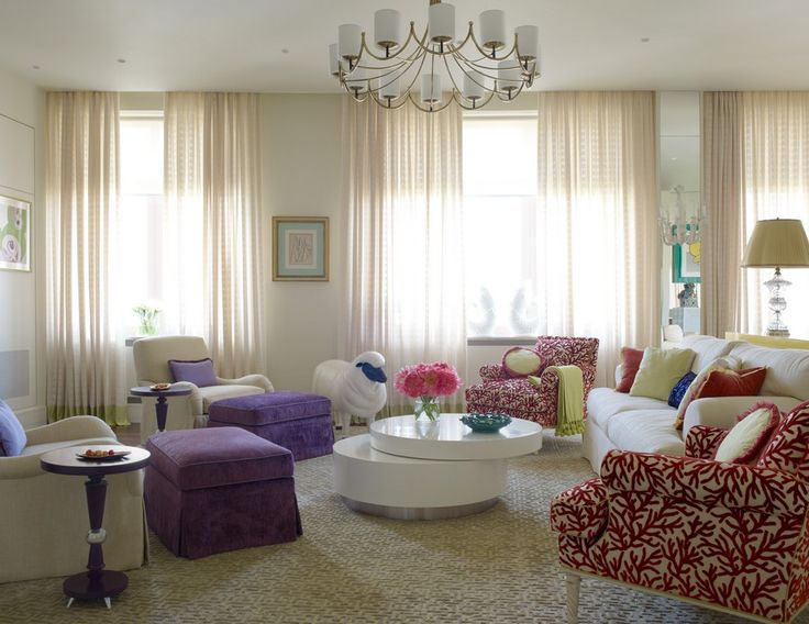 design ideas Moscow Apartment Eclectic Apartment With a Magnetic Appeal in Moscow by Kirill Istomin