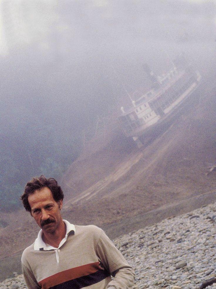 Burden of Dreams, Werner Herzog in the Amazon