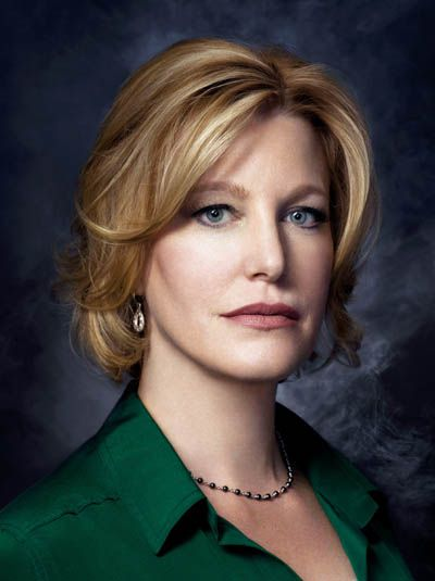 Anna Gunn (August 11, 1968) American actress, o.a. known from the series 'Breaking bad'.