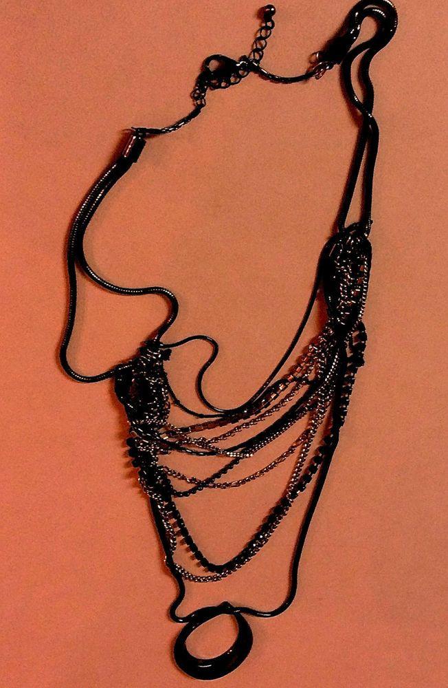 BEAUTIFUL SET: NECKLACE + EARRINGS