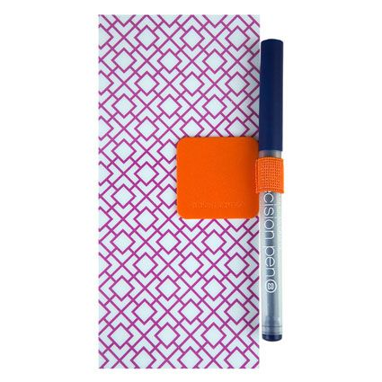 Keep your favorite pen close with this stick-on pen loop.