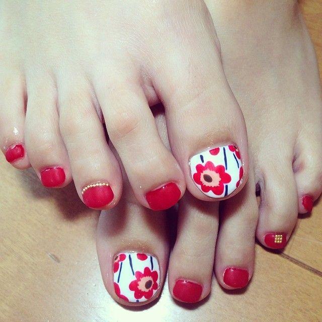 Instagram photo by kae_yo_ne  #nail #nails #nailart
