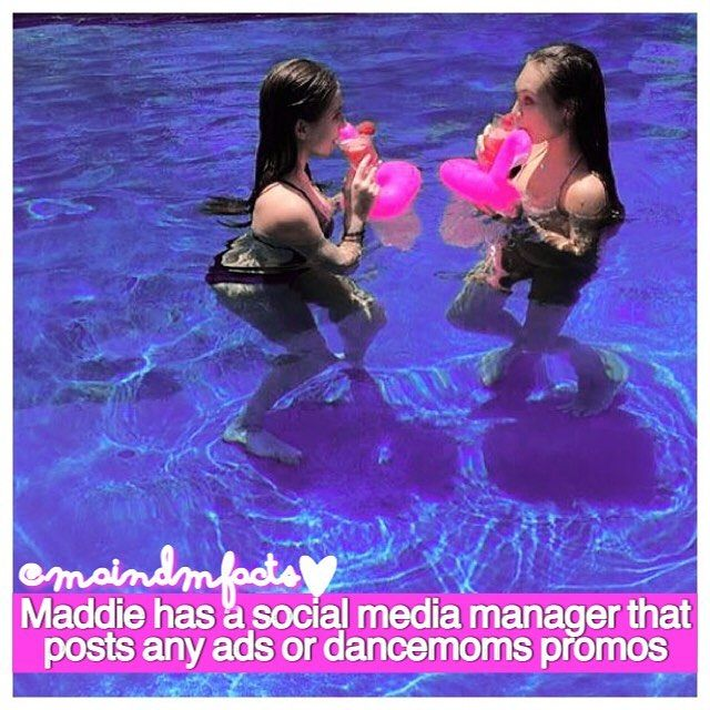 ~💦~ double tap for more dance moms facts! __ qotp; when does school start again for you?😬 #Dancemoms #dancemoms1