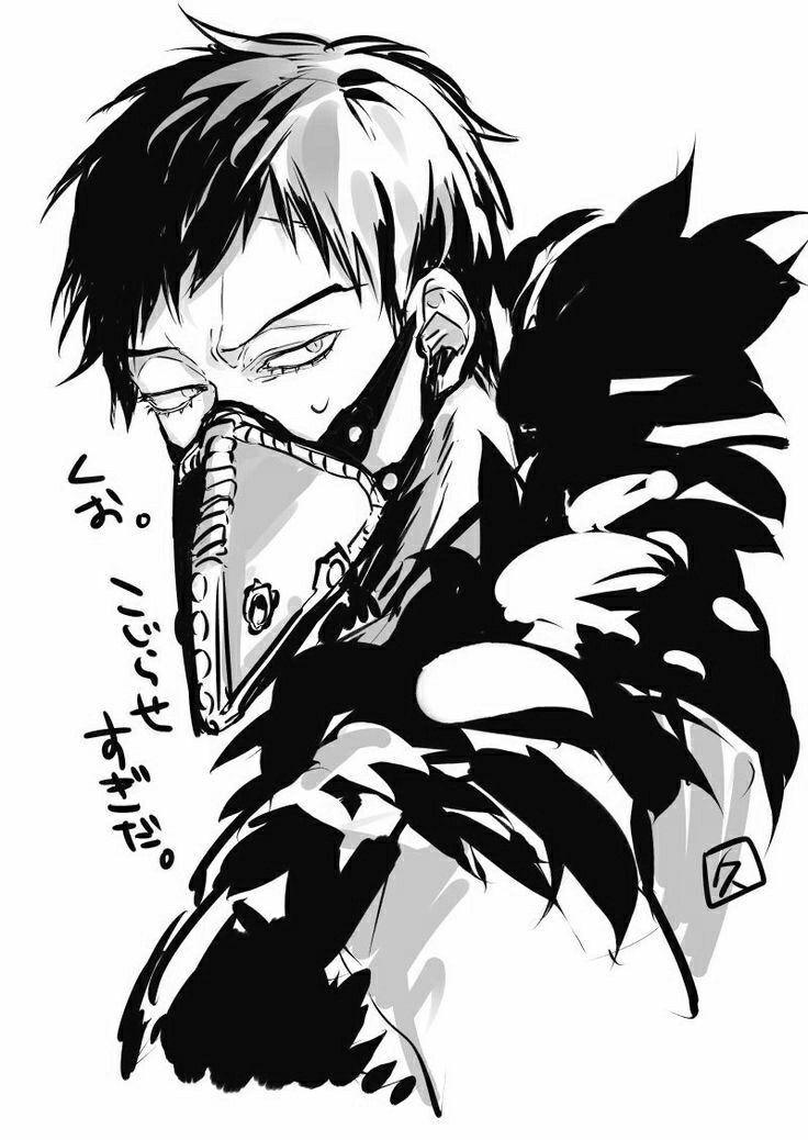 My Hero Academia ◘ Chisaki Kai ◘ Overhaul   Boku No Hero Academia
