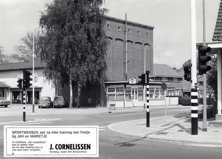 Frietteboet Langeberg eind jaren '60