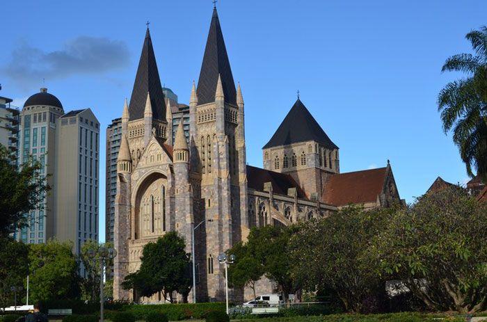 St John's Cathedral in Brisbane http://www.westenddenture.com.au/