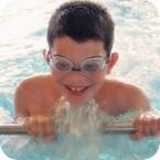 Chicago Blue Dolphins swim school