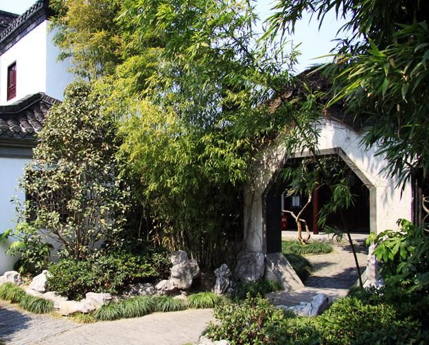 Chinese Backyard Design feng shui tips for house exterior designs Elegant Chinese Garden Design Inspirations For Beautiful Backyard Designs