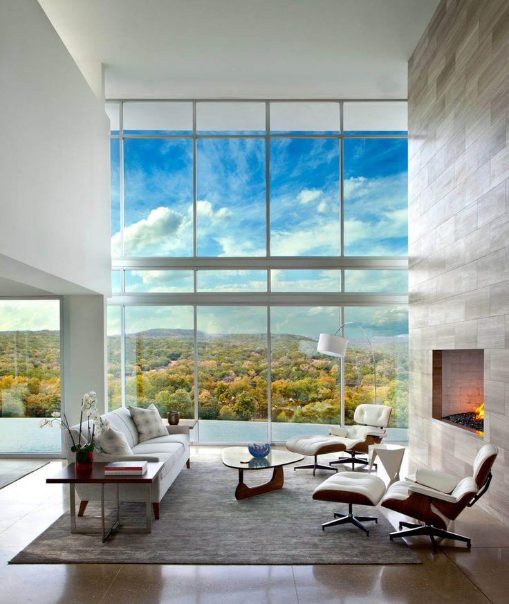 Westlake Waterfront by Blair Burton Interiors - Westlake, Texas, USA