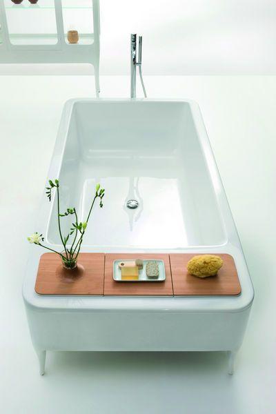 Sopha Industries - Baignoire sur pieds, Bisazza Bagno  Wooden Design  Pinterest  Bath ...