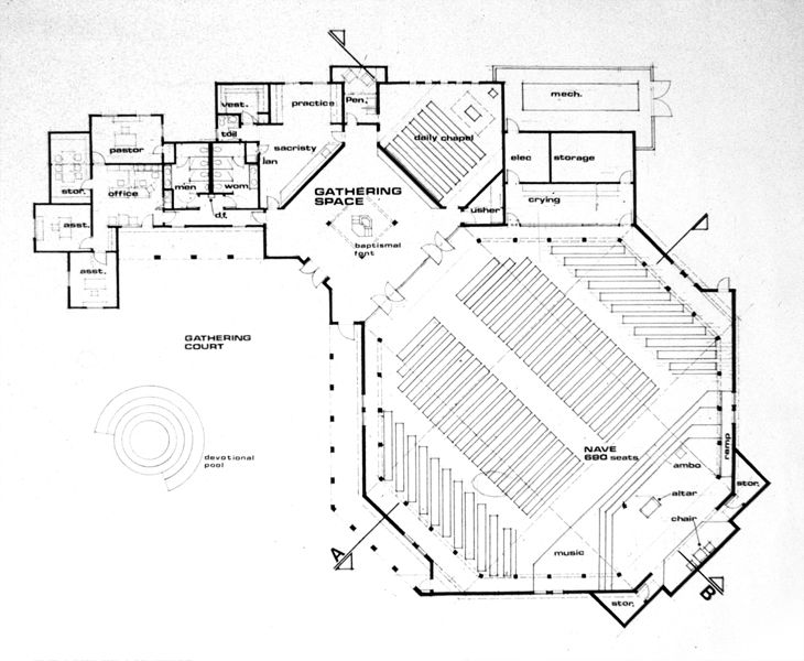 17 best images about layouts on pinterest craftsman for Modern church designs and floor plans