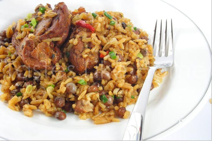 Pam S Kitchen Pelau Recipe