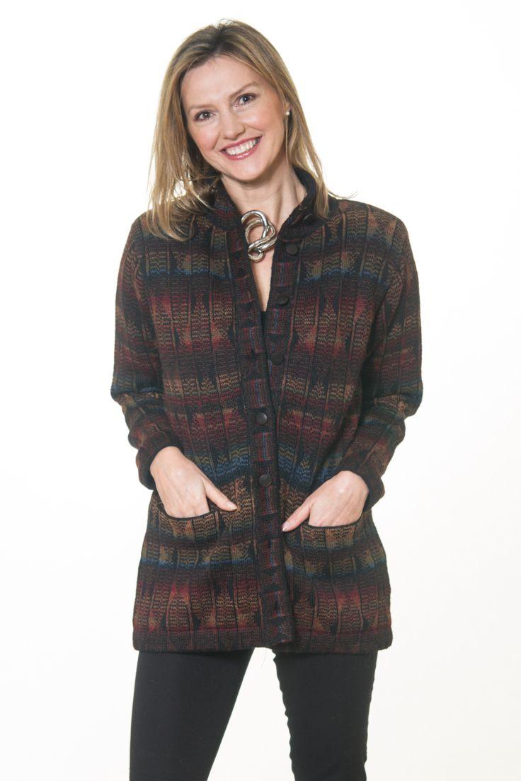 Lined Jackets #Stratforduponavon #alpaca #luxury #luxe #knitwear #UK