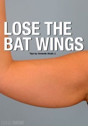 Get Rid Of Those Bat Wings 17 Of The Best Excersize To Tone Your Arms tipit #Musely #Tip