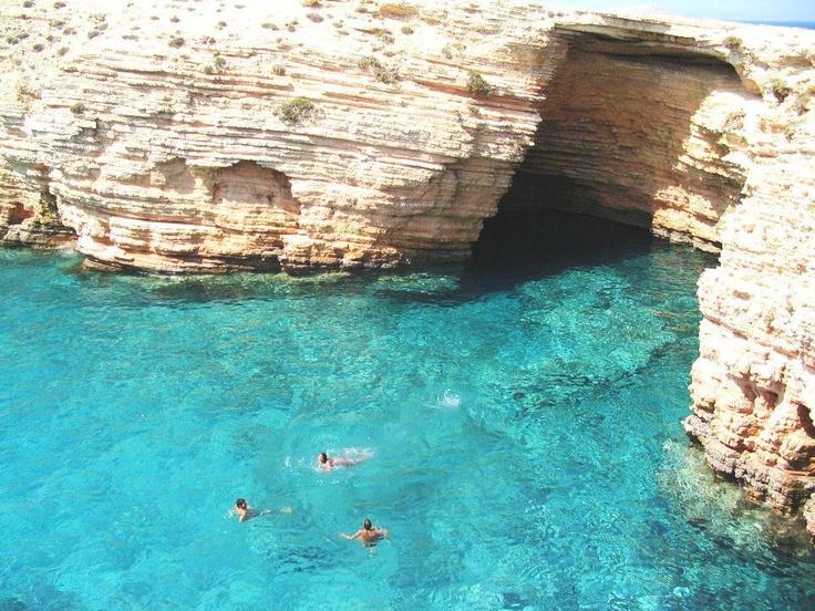 Koufonissia Cyclades  GREECE MAR