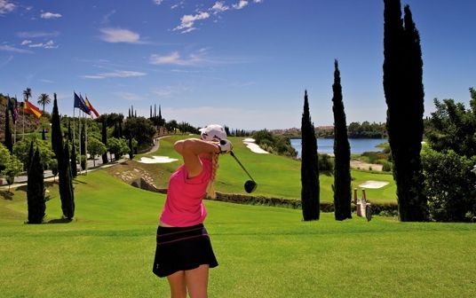 Flamingos Golf Club - Marbella, Malaga, Spain