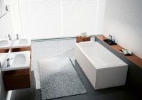Baignoire acrylique et baignoire en acrylique pour prendre un bain : RICHARDSON