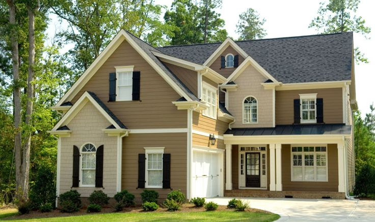 Stucco Houses Paint Colors Painting Contractors Exterior House Painting Nolan Painting
