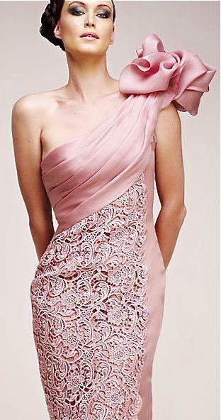 Pink Dress #madrina