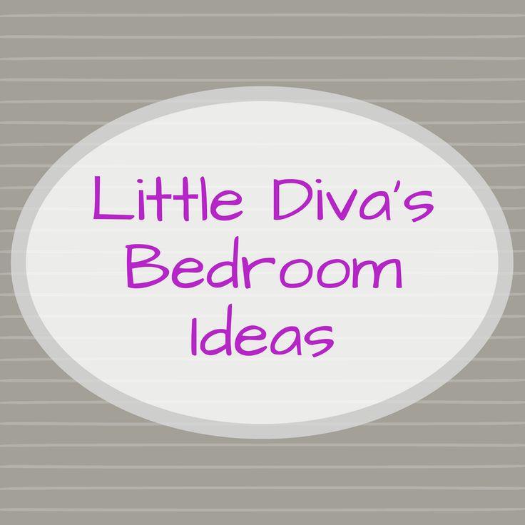 23 best little diva 39 s bedroom ideas images on pinterest for Diva bedroom ideas