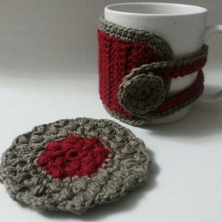Mug warmer , Egyptian material