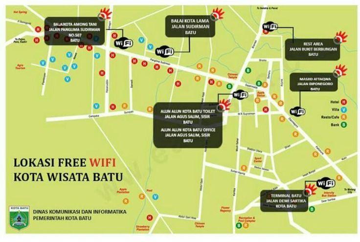 Spot Area Free-WiFi Kota Batu Yang Wajib Anda Tau, Ini Dia Lokasinya https://malangtoday.net/wp-content/uploads/2017/04/IMG-20170411-WA0023.jpg MALANGTODAY.NET– Wow, Dinas Komunikasi dan Informatika (Diskominfo) telah meluncurkan program fasilitas open WiFi atau internet nirkabel area di sejumlah taman dan ruang publik kota yang ada di Kota Batu, gratis. Dalam hal ini Kabid Jaringan Infrastruktur Teknologi Informatika dan... https://malangtoday.net/malang-raya/b
