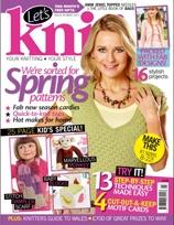 Let's Knit, knitting magazine