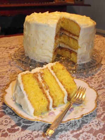 Orange Crunch Cake from the Bubble Room from Food.com: This is the recipe for the famous Orange Crunch Cake from the Bubble Room in Captiva Island, Florida. It has developed quite a cult following. We love it. I hope you do, too. The added bonus-it's pretty easy to put together.