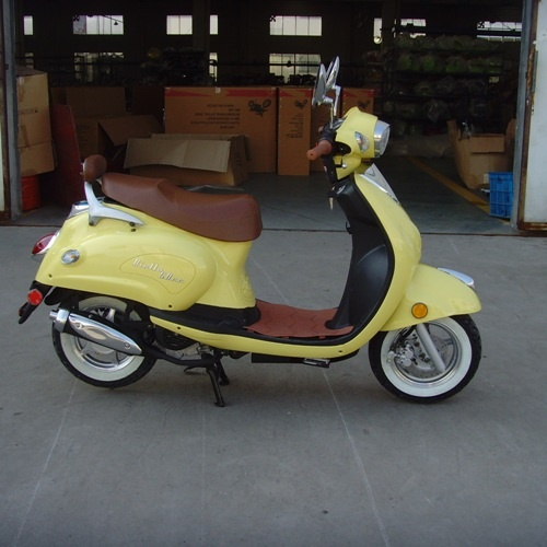 50cc Scooters and Mopeds at Green Earth Scooters. Save Some Green