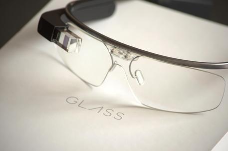 Google Glass per enti no profit (foto: ANSA)