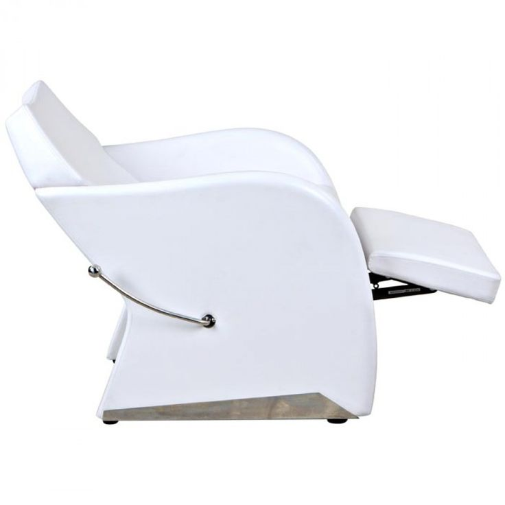 shampoo bowl chairs with footrest