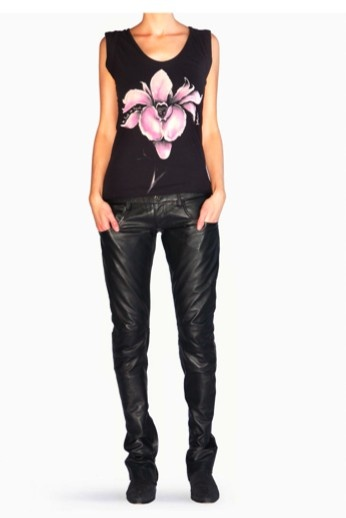 Orchid Sleeveless Tee. Buy Here: www.harveynichols.com