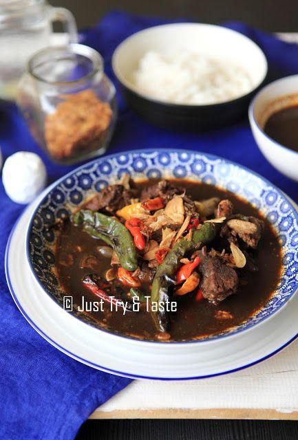 Just Try & Taste: Resep Pindang Iga Bumbu Kluwek
